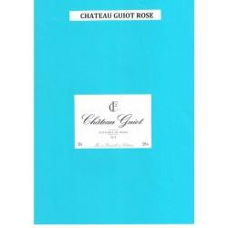 Château Guiot Costières de Nîmes Rosé